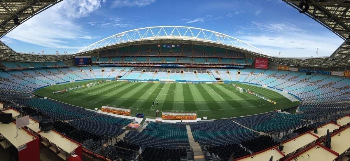 AFC Asian Cup Stadium Australia